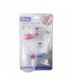 MOMEASY 240ML STANDARD PP SQUEEZE FEEDER