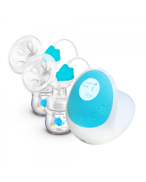 MOMEASY ELECTRIC DOUBLE BREAST PUMP